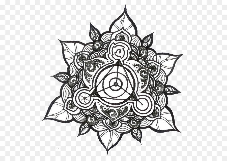 Tatuagem Mandala Símbolo Png Transparente Grátis