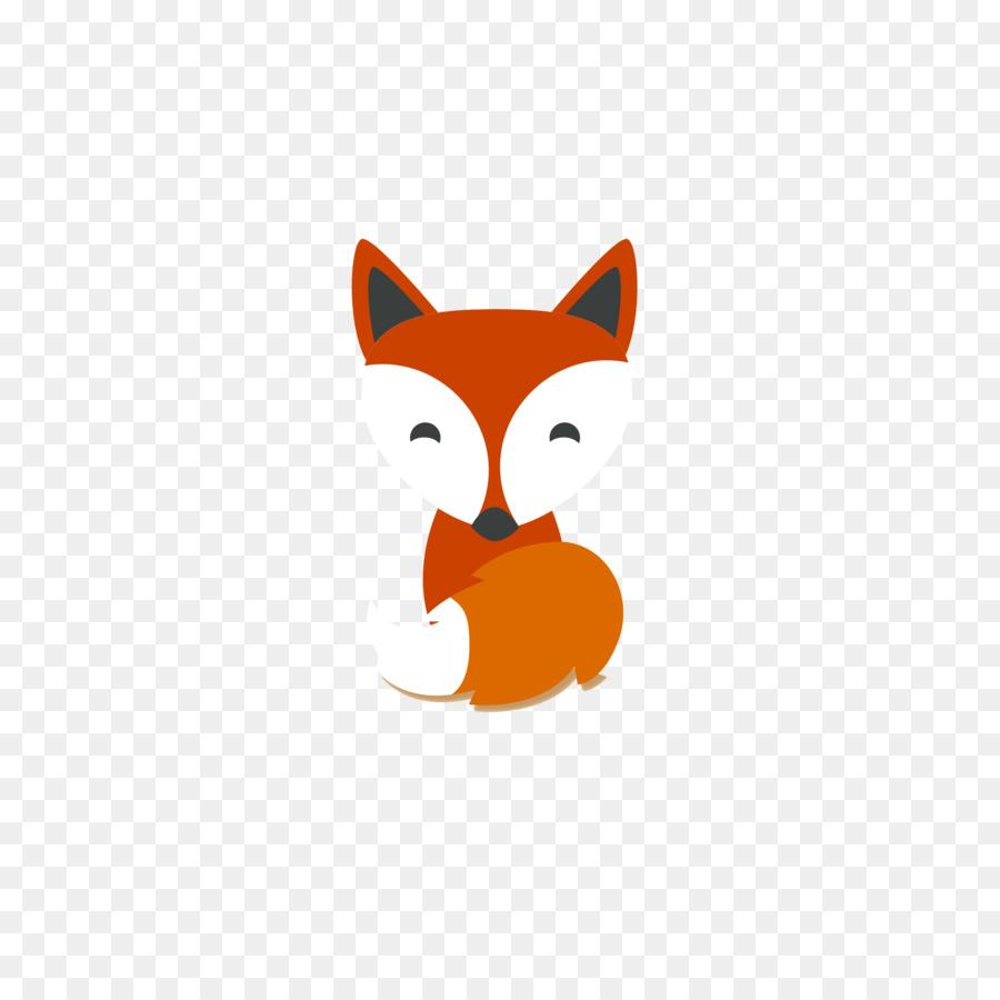 Raposa Vermelha Cartoon Desenho Png Transparente Gratis