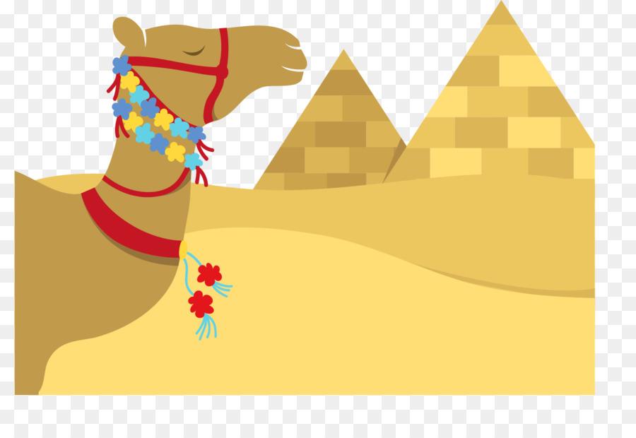 Piramides Do Egito Camelo Desenho Png Transparente Gratis