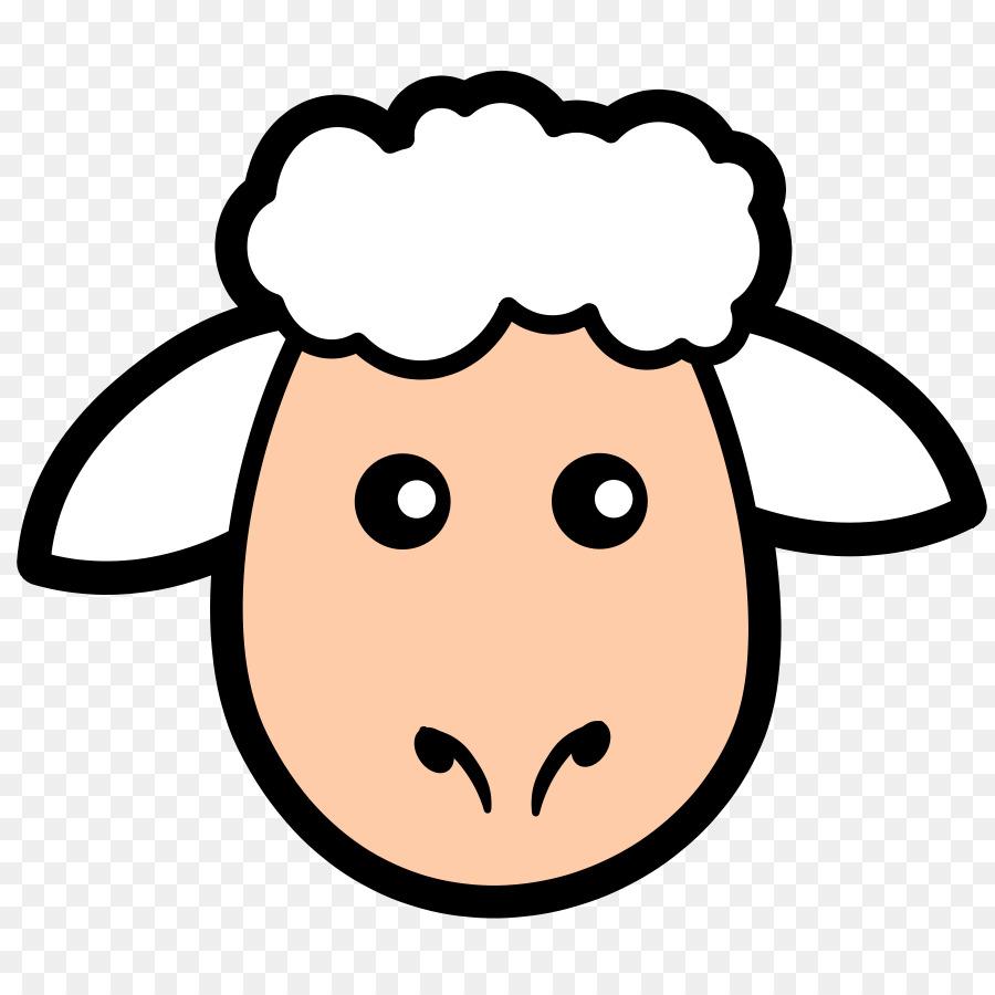 Ovelhas Cordeiro E Carne De Carneiro Rosto Png Transparente Gratis