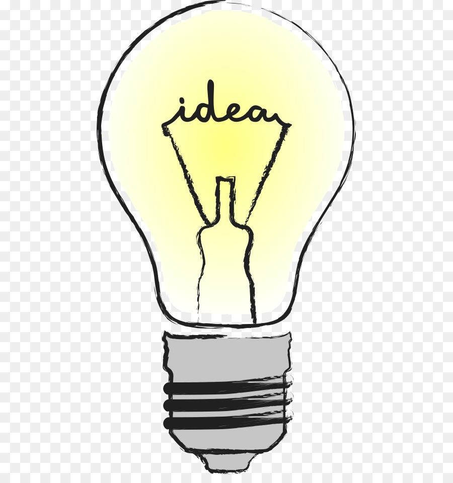 Lampada Incandescente Lampada Desenho Png Transparente Gratis