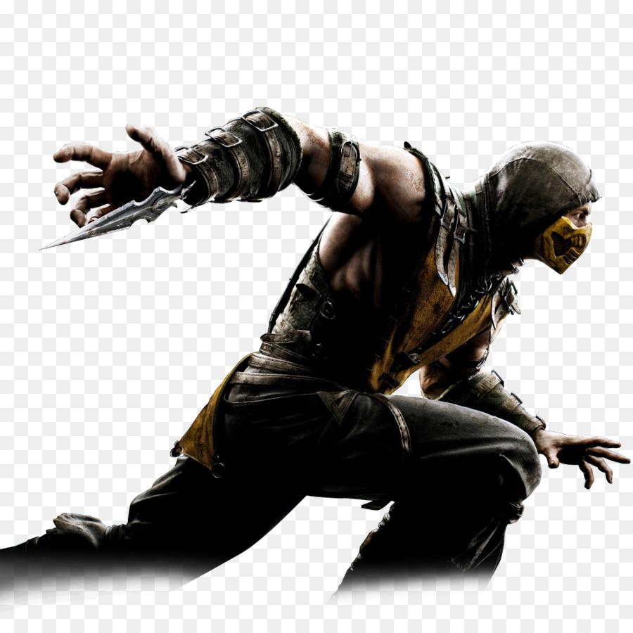 Mortal Kombat X - Mortal Kombat X Scorpion Png, Png
