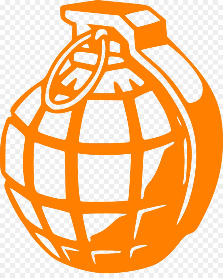 Granada Bomba Desenho Png Transparente Gratis