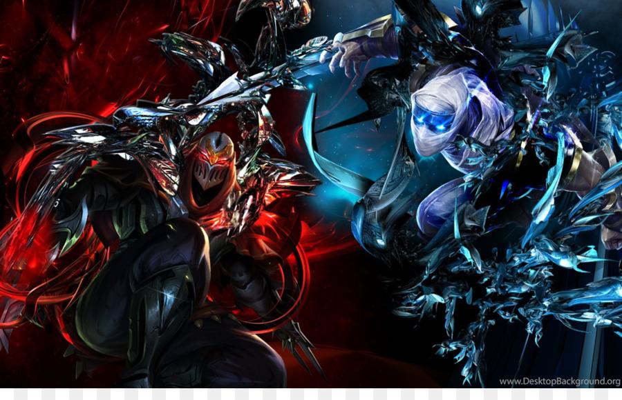 League Of Legends, Papel De Parede Da área De Trabalho