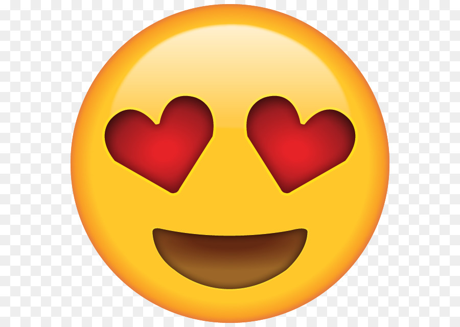 Emoji, Coração, Olho png transparente grátis