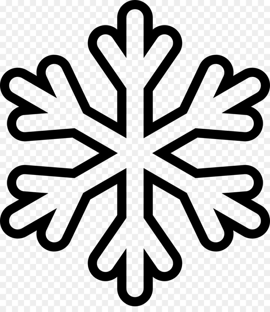 Livro De Colorir Floco De Neve Desenho Png Transparente Gratis