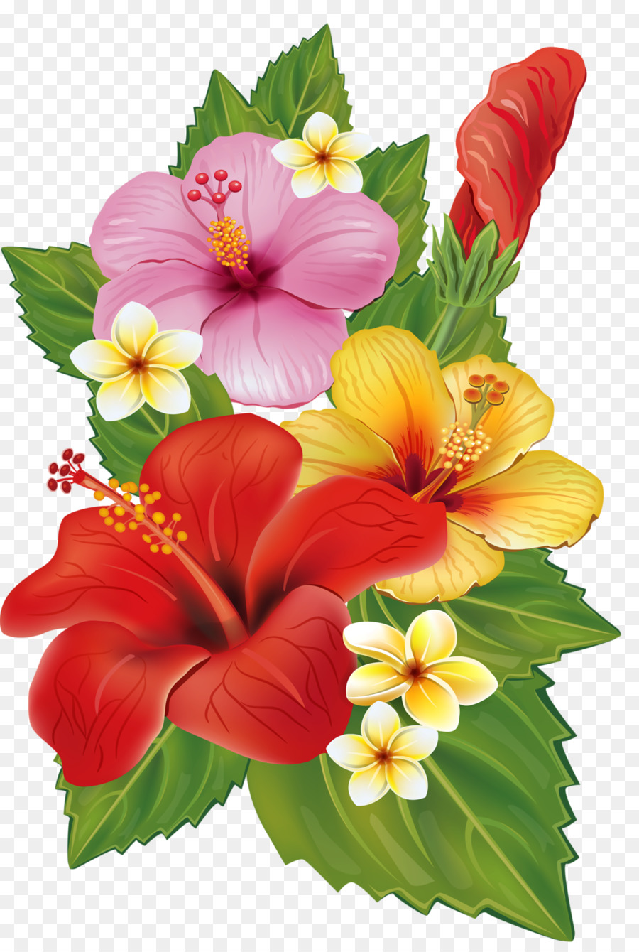 Flor Artes Decorativas Buquê De Flores Png Transparente Grátis