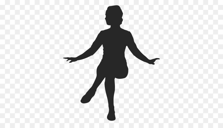 Menina Silhueta Esboco Plus Size Modelo Mulher