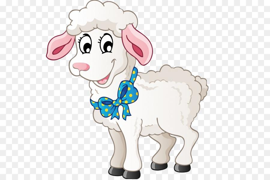 Ovelhas Cartoon Cordeiro E Carne De Carneiro Png Transparente Gratis