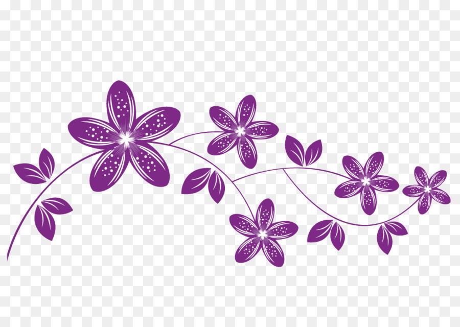Flor Ramo Desenho Png Transparente Gratis