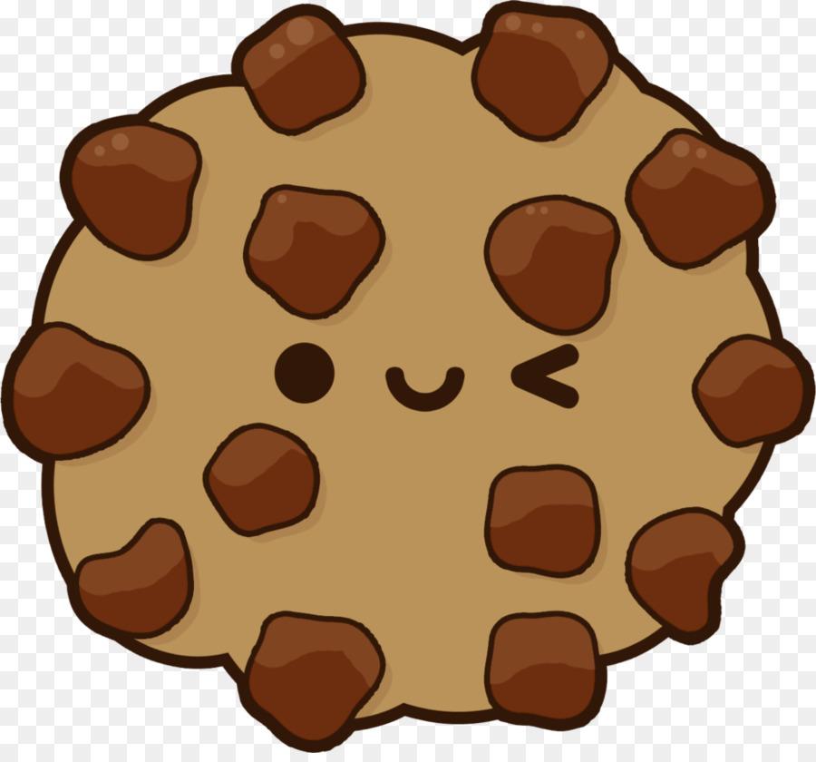 Biscoitos Chocolate Chip Cookie Desenho Png Transparente Gratis