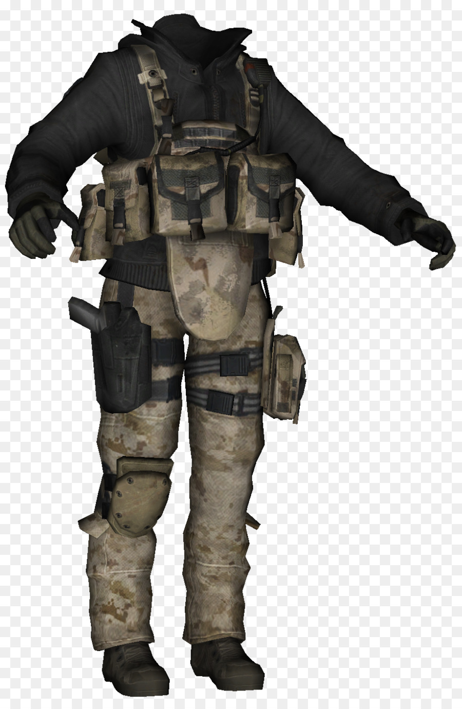 call of duty modern warfare 2 ghost