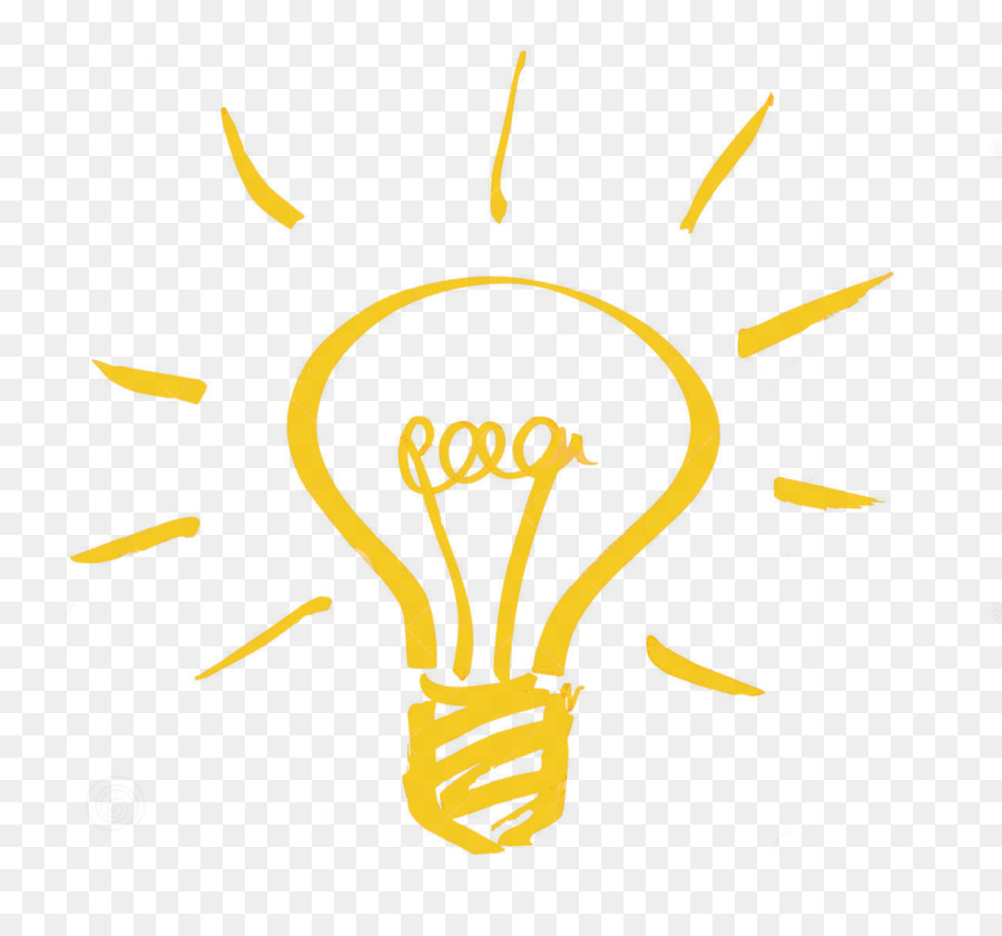Luz Lampada Incandescente Desenho Png Transparente Gratis