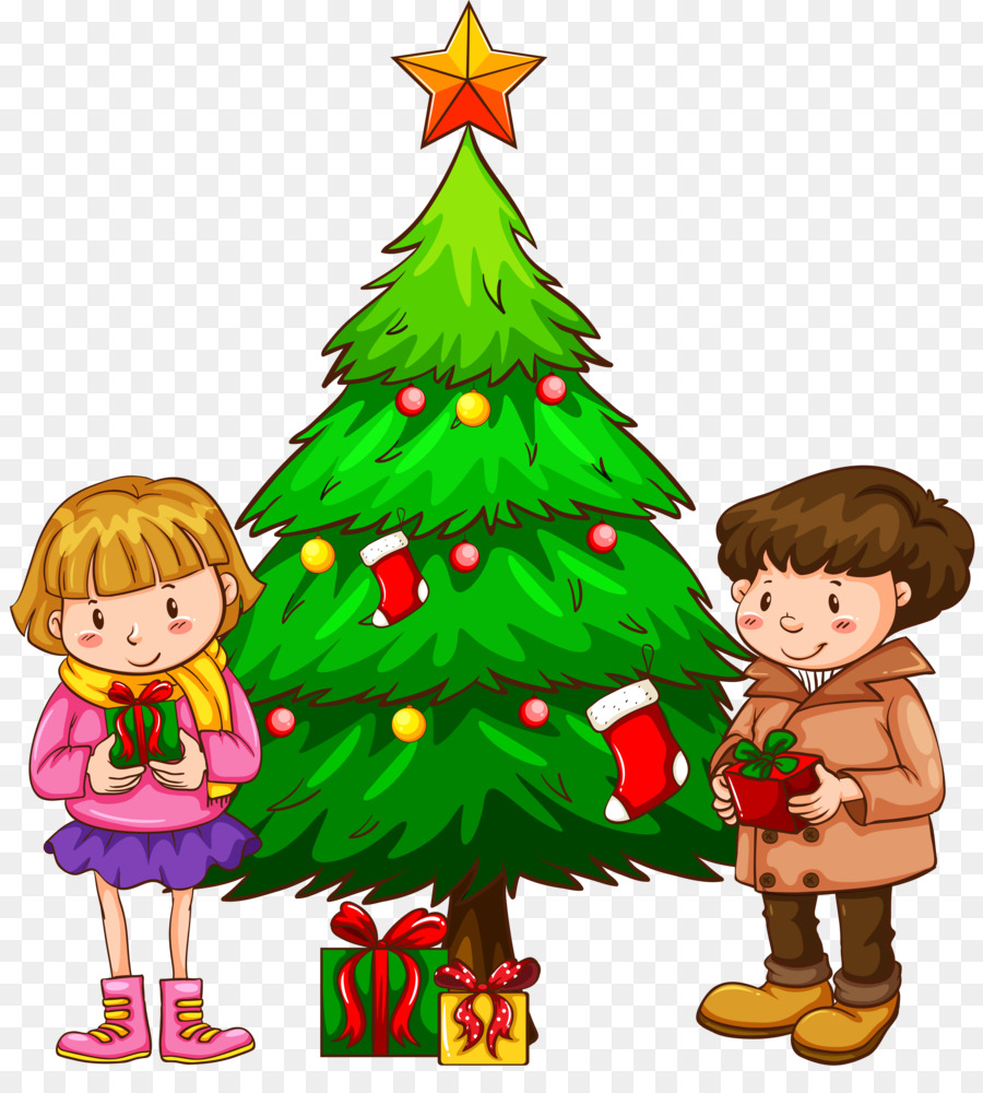 Natal Desenho Arvore De Natal Png Transparente Gratis