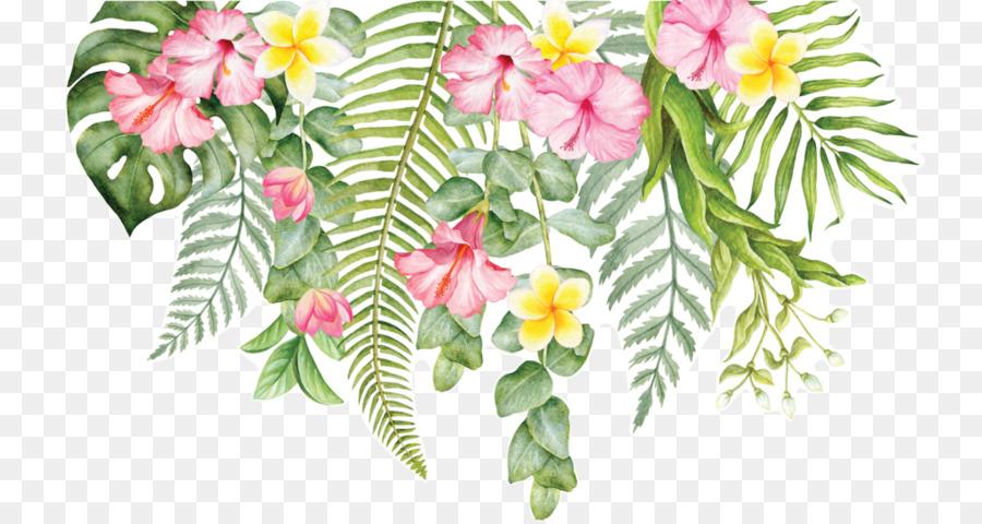 Flor De Autocolantes De Parede Flores De Corte Png