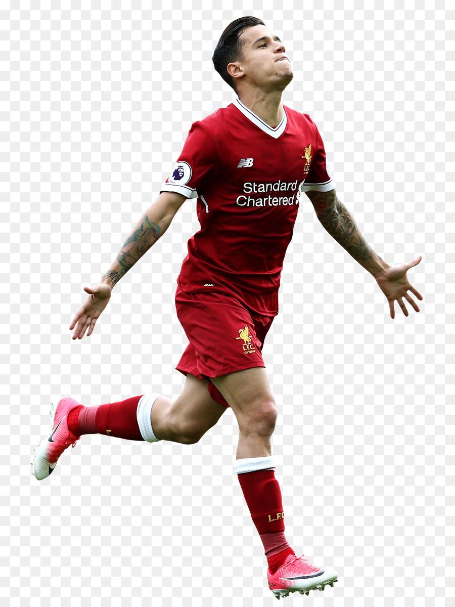 Philippe Coutinho Jogador De Futebol O Liverpool Fc Png Transparente Gratis