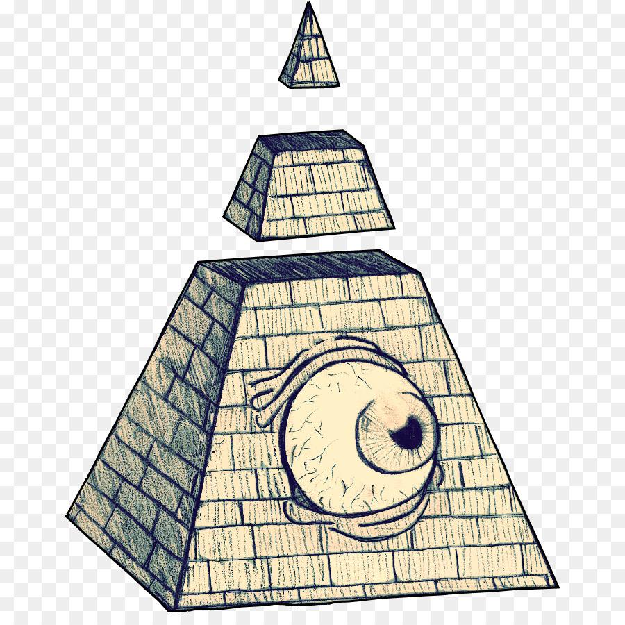 Piramides Do Egito Desenho Piramide Png Transparente Gratis