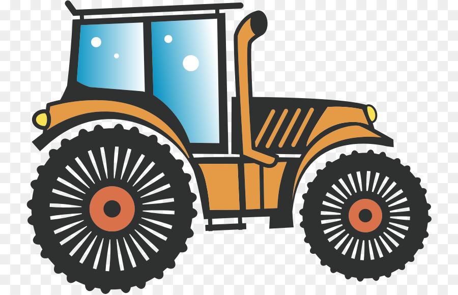Trator Desenho Agricultura Png Transparente Gratis