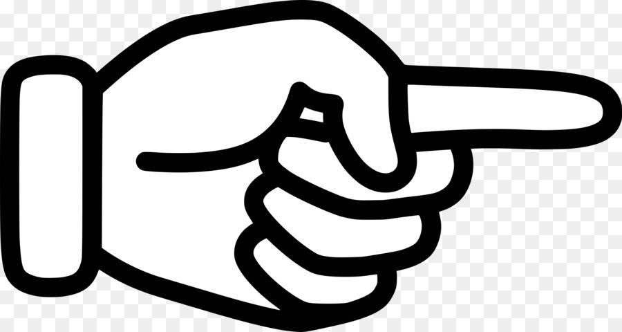 índice De Dedo, Dedo, Apontando
