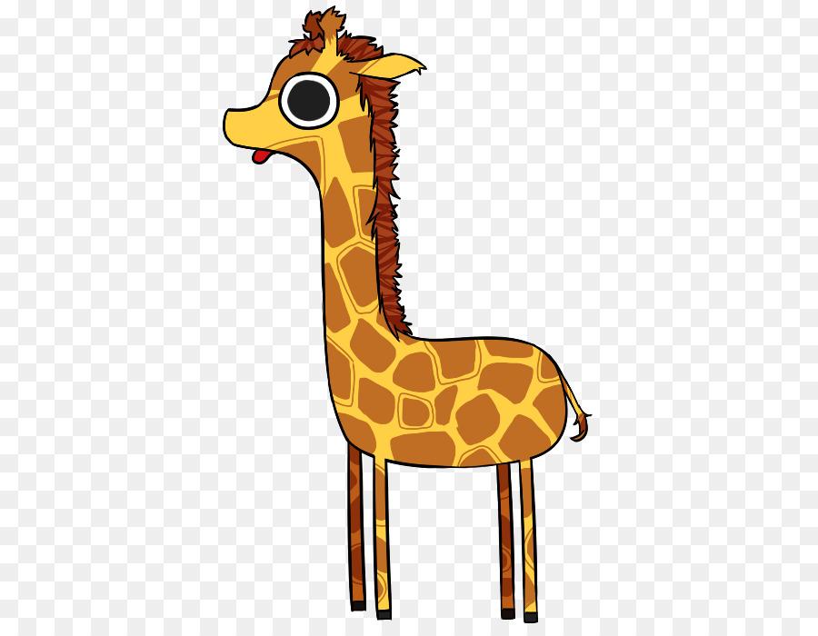 Desenho Girafa Norte Girafa Png Transparente Gratis