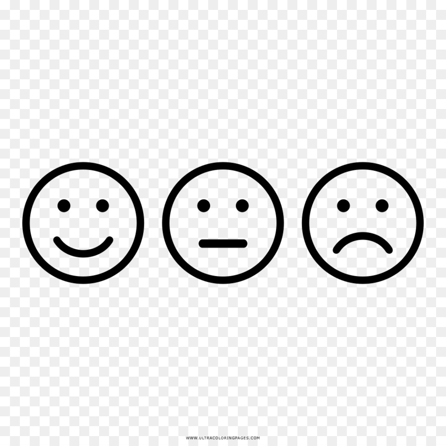 Sorriso Emocao Livro De Colorir Png Transparente Gratis