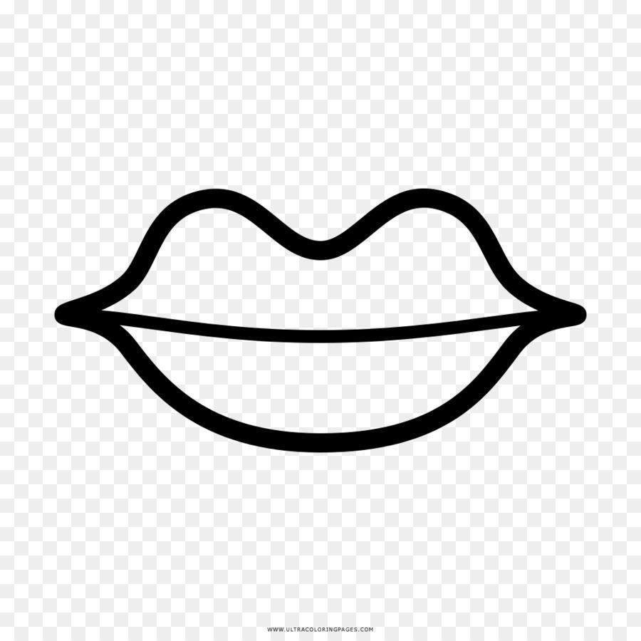 Desenho Livro De Colorir Sorriso Png Transparente Gratis