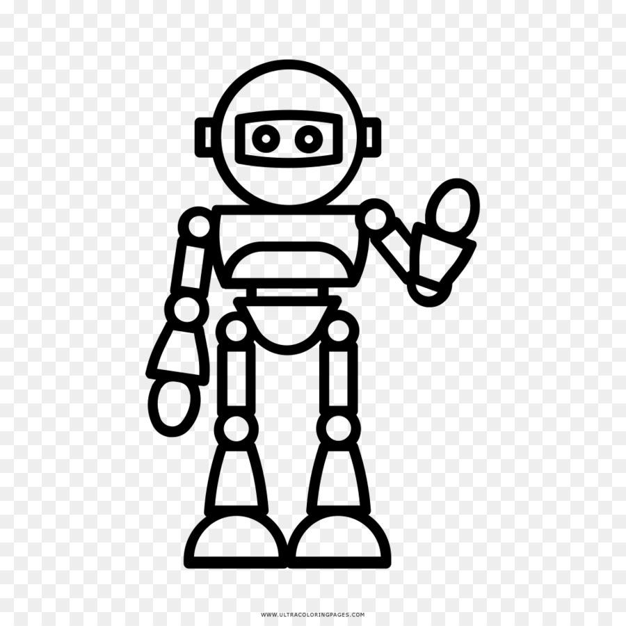 Robo Inteligencia Artificial Desenho Png Transparente Gratis
