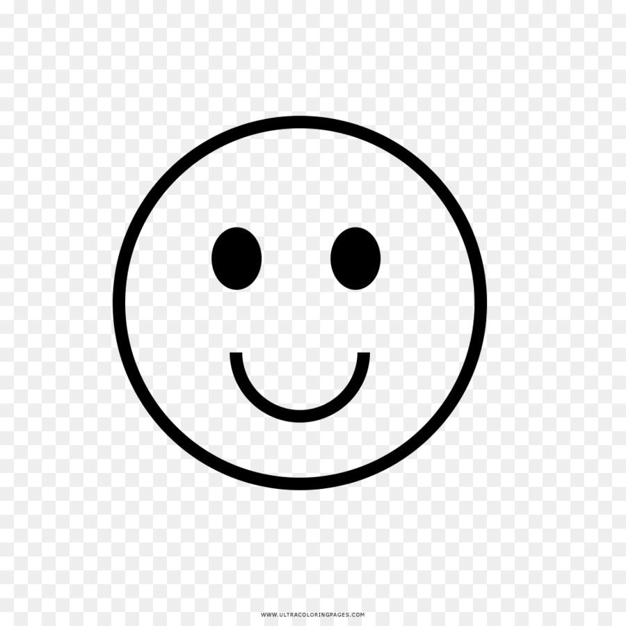 Smiley Sorriso Livro De Colorir Png Transparente Gratis