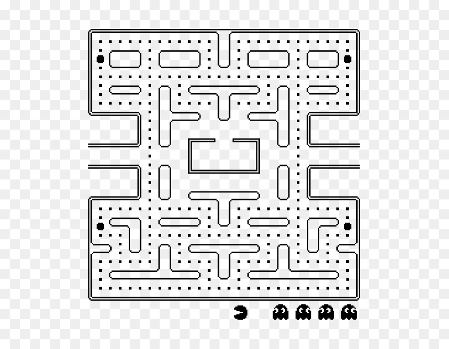 It's just an image of Genius Pac Man Maze Printable