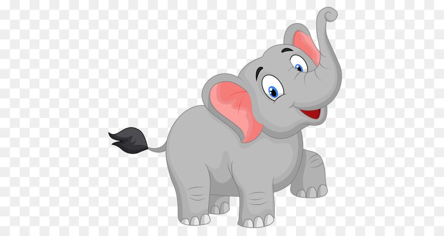 Elefante Elefante Indiano Desenho Png Transparente Gratis