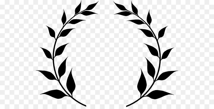 Coroa De Louros Baia De Louro Folha Png Transparente Gratis