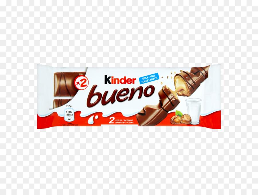 kinder bueno, barra de chocolate, kinder chocolate png