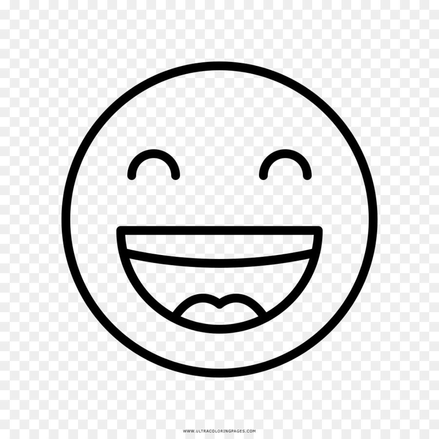 Smiley Desenho Livro De Colorir Png Transparente Gratis