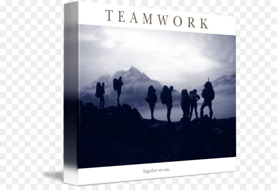 Poster Motivacional Cartaz Trabalho Em Equipe