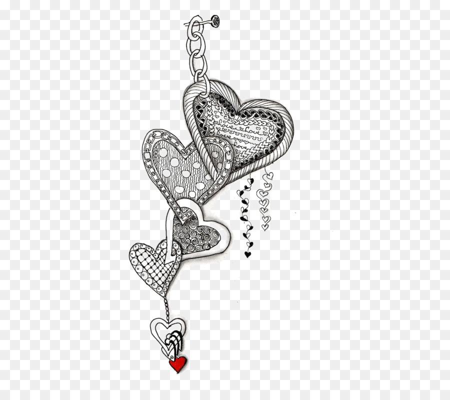Doodle Desenho Amor Png Transparente Gratis