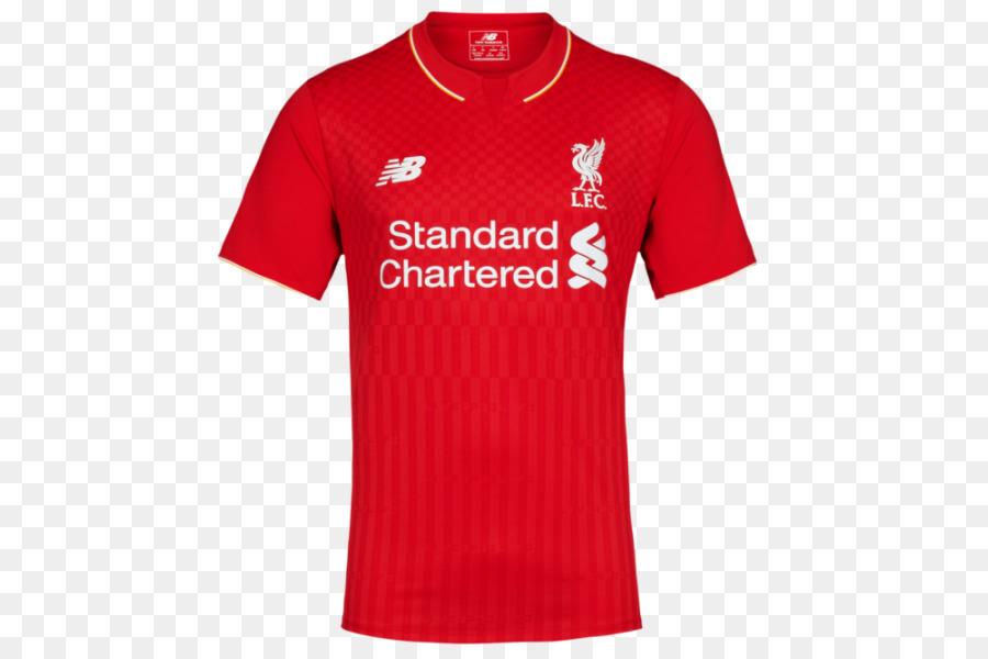 O Liverpool Fc Jersey Camisa Png Transparente Gratis