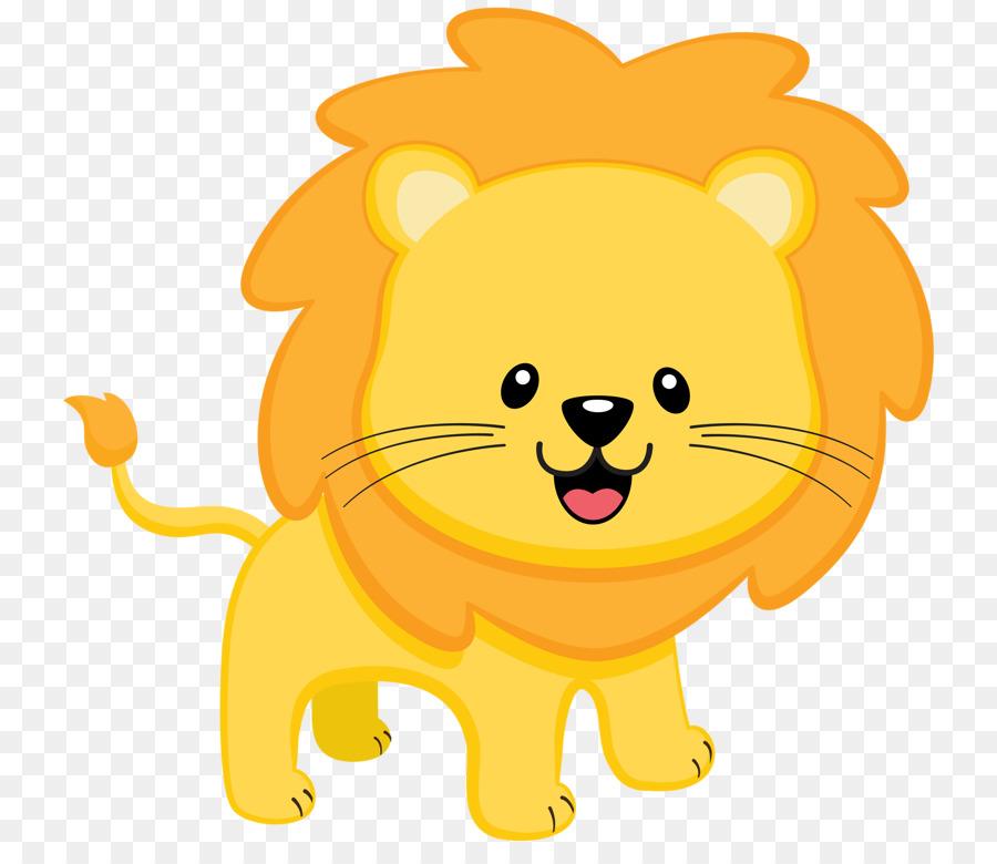 Leao Infantil Crianca Png Transparente Gratis