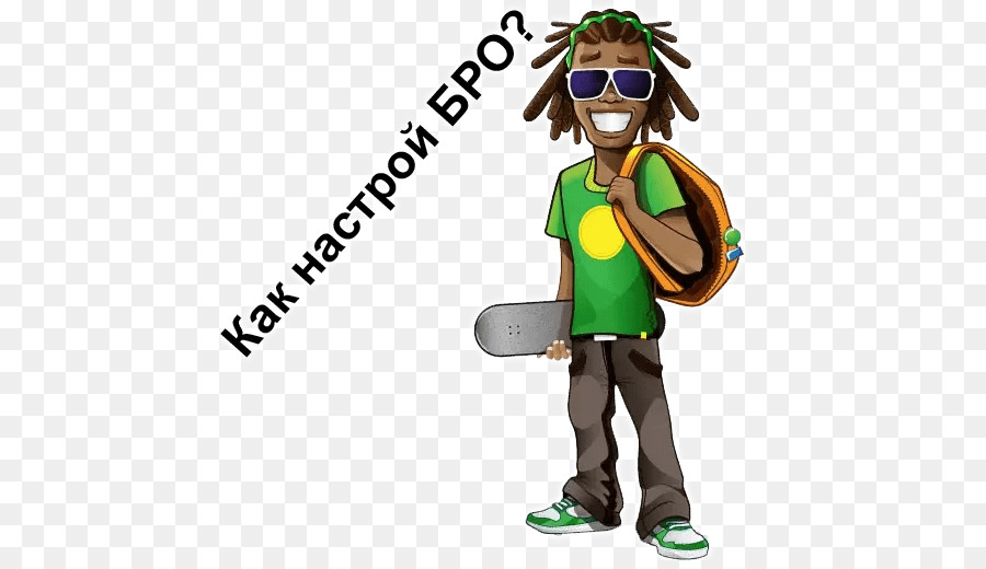 Rastafari Desenho Reggae Png Transparente Gratis
