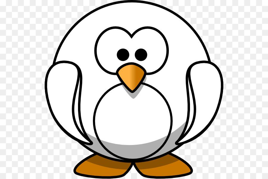 Pinguim De Desenho Clip Art De Natal Para Colorir Clip Art