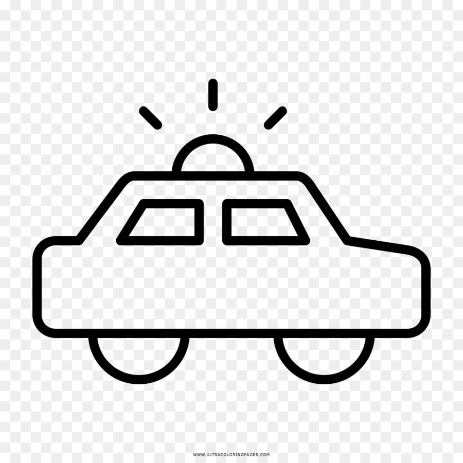 Carro Desenho Policia Png Transparente Gratis