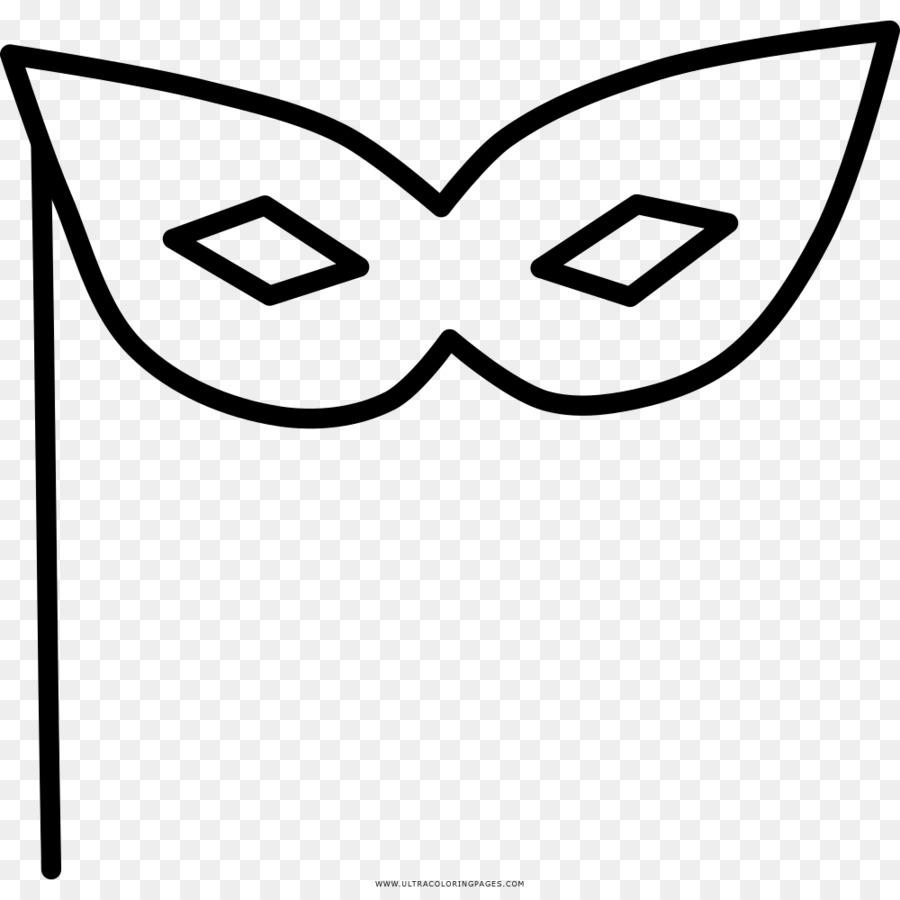 Mascara Carnaval Desenho Png Transparente Gratis