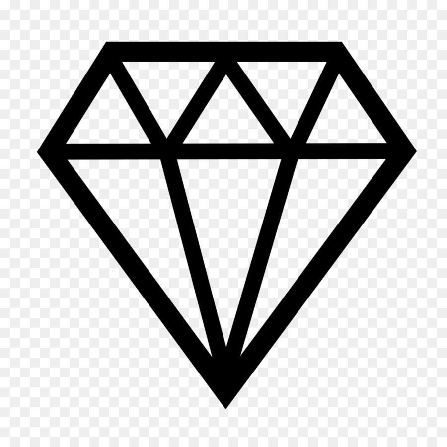 Tatuagem Diamante Desenho Png Transparente Gratis