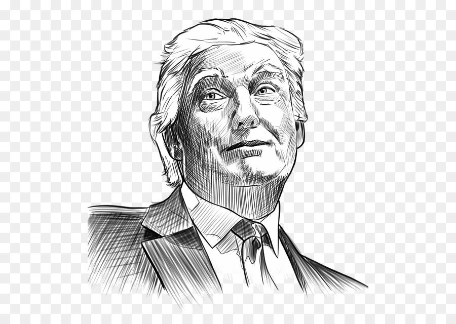 Estados Unidos Presidencia Do Donald Trump Desenho Png