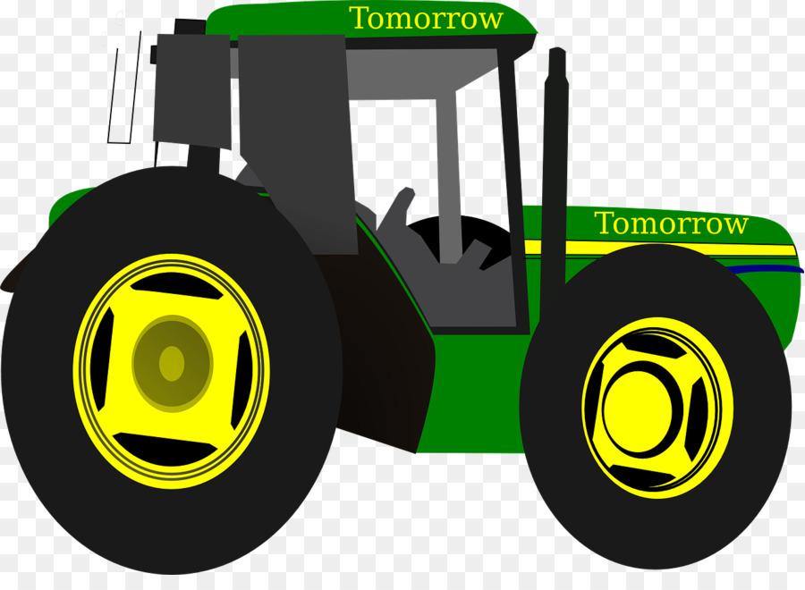 A John Deere Trator Verde Trator Png Transparente Gratis