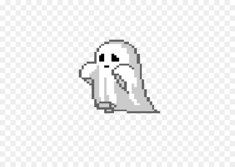 Ghost Pixel Art Caça Fantasmas Png Transparente Grátis