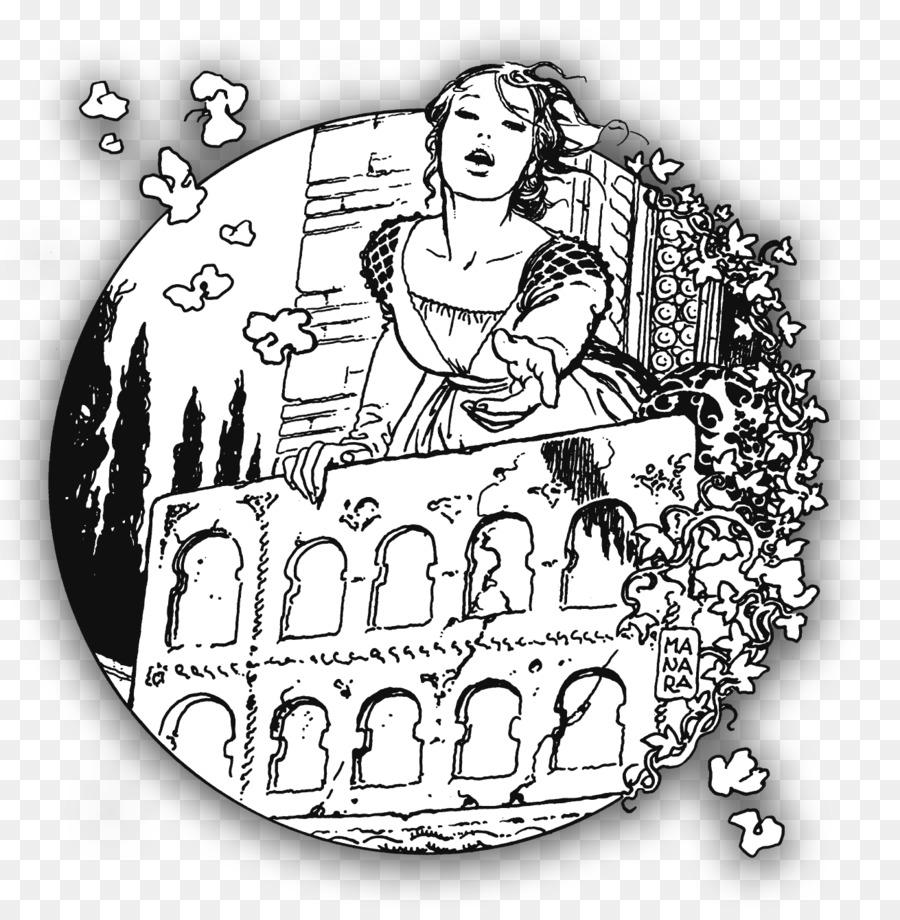 Romeu E Julieta Julieta Desenho Png Transparente Gratis