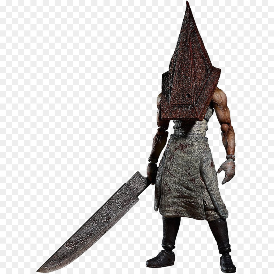 pyramid head silent hill 2 3d model
