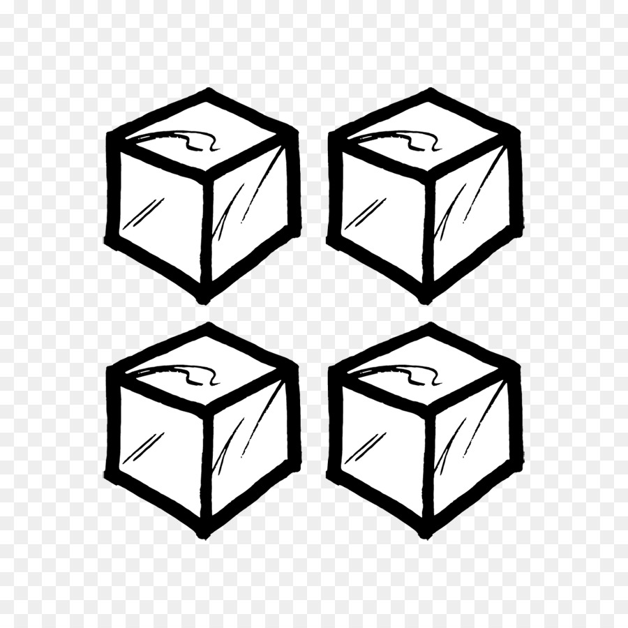Desenho Cubo De Gelo Gelo Png Transparente Gratis