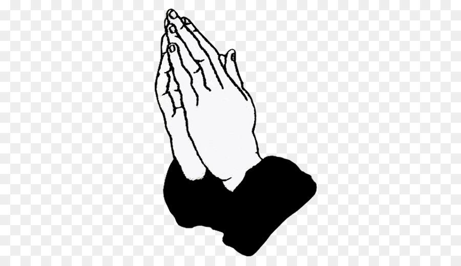 Orando De Maos Desenho 6 Deus Png Transparente Gratis