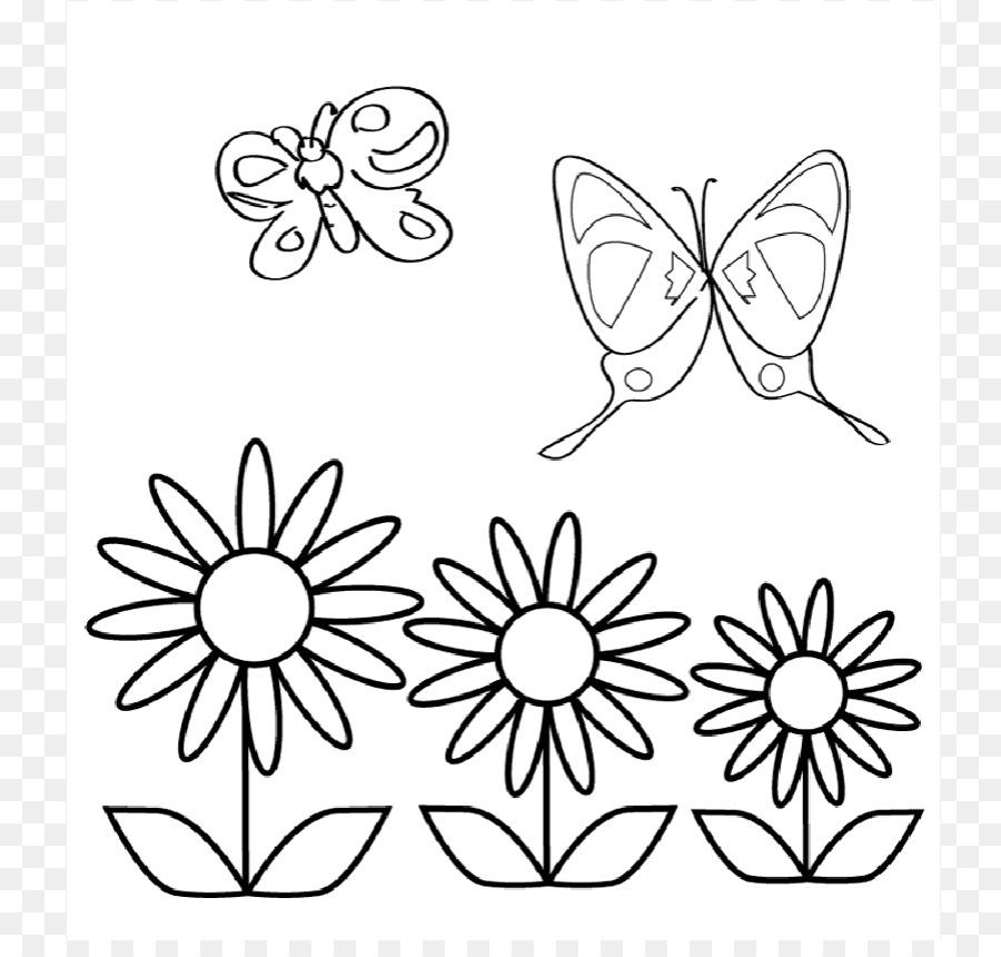 Livro De Colorir Primavera Desenho Png Transparente Gratis